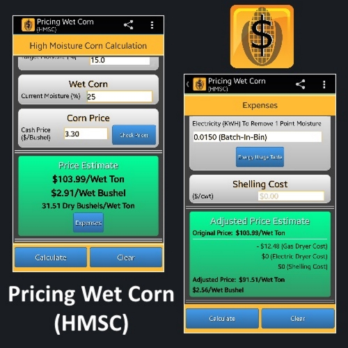 Android-PricingWetCorn